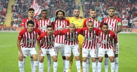 Antalyaspor'un yeni teknik direktörü belli oldu