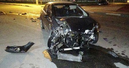 Aynı anda 6 farklı kaza