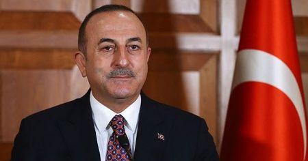 Bakan Çavuşoğlu Brüksel'e gidiyor