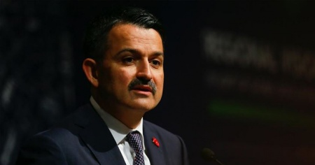 Bakan Pakdemirli'den İzmir'e müjde