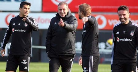 Beşiktaş'ta Konyaspor hazırlıkları sürüyor