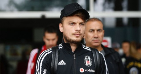 Beşiktaş'ta son dakika! Adem Ljajic'in bileti kesildi