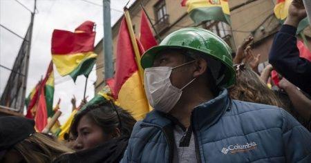 Bolivya'daki şiddet olaylarında ölü sayısı yükseldi