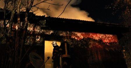 Burdur'da evinde yangın çıkan yaşlı kadın öldü