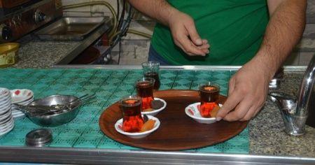 Çayın yanında şeker yerine kayısı