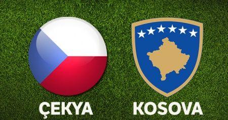 Çekya - Kosova Naçı Saat Kaçta Hangi Kanalda? Çekya Kosova Maçı Canlı İzle! Vedat Muriç Kadroda Mı?