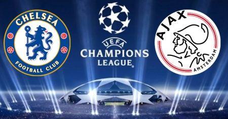 Chelsea 4-4 Ajax Şampiyonlar Ligi Maç özeti golleri