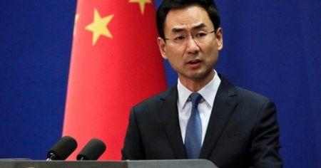 """Çin'den Trump'a """"Hong Kong'a destek tasarısını veto etme"""" çağrısı"""