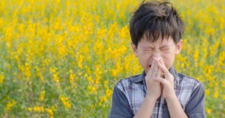 Çocukluk çağı alerjilerine dikkat