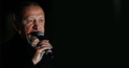 Cumhurbaşkanı Erdoğan: 'YPG'ye 33 bin tır silah verildi, depoları bulduk topluyoruz'