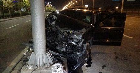 Diyarbakır-Şanlıurfa karayolunda trafik kazası