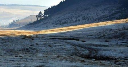 Doğu Anadolu'da sıcaklıklar 5 ilde sıfırın altına düştü