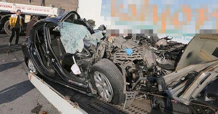 Edremit'e ateş düştü! Kazada bir aile yok oldu