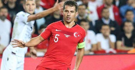 Emre Belözoğlu: 'Bu takımın bir parçası olmak benim için büyük bir şeref'