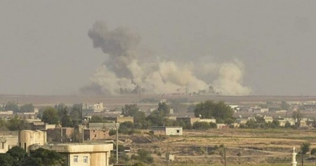Esad rejiminden İdlib'e hava saldırısı: 4 ölü