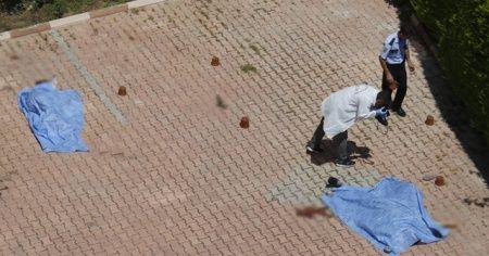 Eşini, baldızını ve kayınpederini öldüren damada verilen ceza onandı