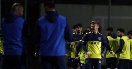 Fenerbahçe, BtcTurk Yeni Malatyaspor maçı hazırlıklarına başladı