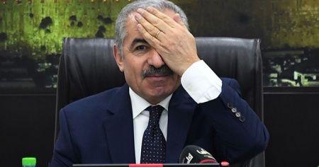 Filistin Başbakanından sol gözünü kaybeden gazeteciye destek