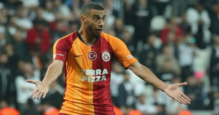Galatasaray'da Younes Belhanda krizi patlak verdi