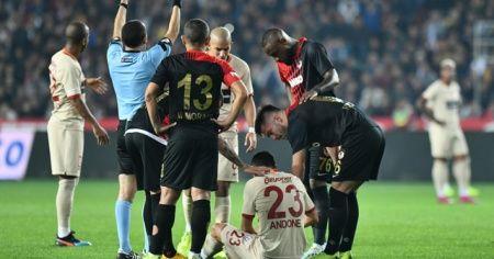 Galatasaray golcü futbolcunun sözleşmesini feshedebilir