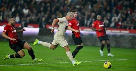 Gaziantep - Galatasaray maç özeti golleri! Gaziantep GS maçı kaç kaç bitti?