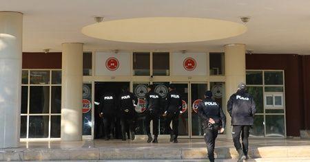 HDP'li Suruç Belediye Başkanı Çevik adliyeye sevk edildi