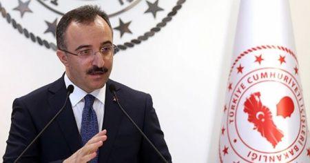 """İçişleri Bakan Yardımcısı Çataklı'dan Yunanistan'a """"düzensiz göçle mücadele"""" tepkisi"""