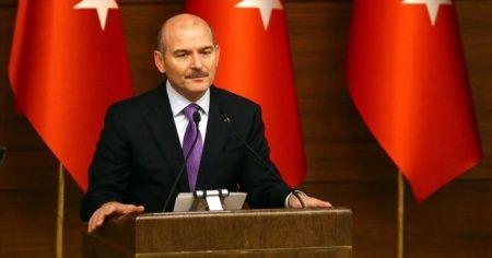 İçişleri Bakanı Süleyman Soylu: FETÖ'ye büyük bir operasyon gelecek