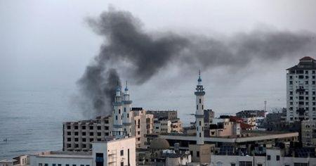 İsrail'in Gazze'ye hava saldırılarında ölü sayısı 11'e yükseldi