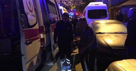 İstanbul'da yangın, ölü ve yaralılar var