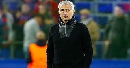 Jose Mourinho resmen Tottenham'da