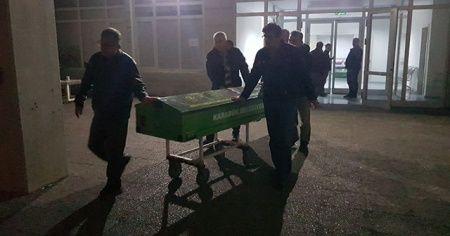 Karabük'teki kazada ölenlerin cenazeleri Burdur'a gönderildi