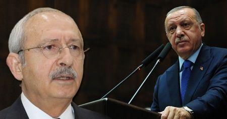 Kemal Kılıçdaroğlu Cumhurbaşkanı Erdoğan'a 50 bin TL tazminat ödeyecek