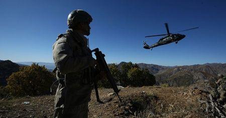 Kıran operasyonlarında 116 terörist etkisiz hale getirildi