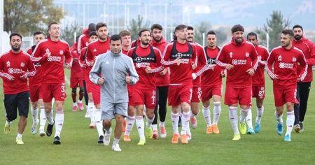Lider Sivasspor'da Kayserispor mesaisi başlıyor