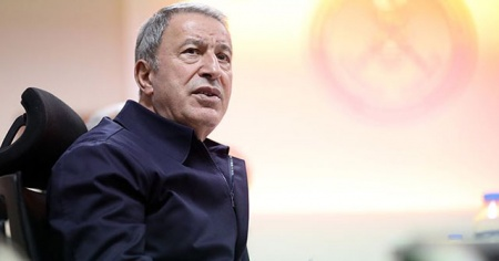 Milli Savunma Bakanı Hulusi Akar'dan 'Güvenli Bölge' açıklaması