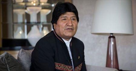 Morales'ten Bolivya'da sokak çatışmalarına son verilmesi çağrısı