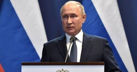 NATO'nun hamlesine Putin'den tepki: Endişe duyuyoruz