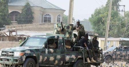 Nijerya'da 16 Boko Haram üyesi öldürüldü
