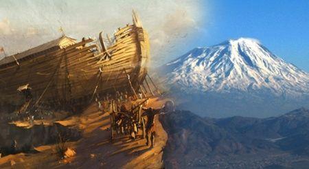 Nuh Peygamber / Nuh Aleyhiselam / Nuhun Gemisi