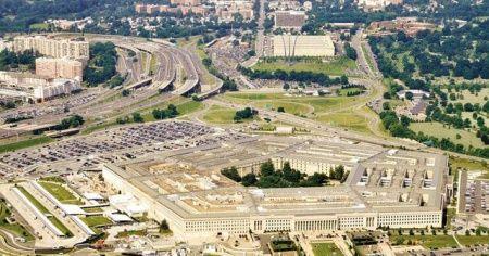 Pentagon'dan dikkat çeken rapor! İlk kez yayımlandı