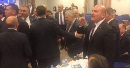Saadet Partili vekilden, Bakan Soylu'yu öfkelendiren sözler