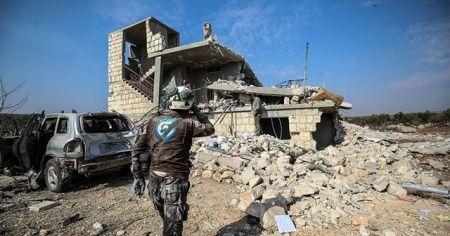 Rusya'nın İdlib'e hava saldırılarında 3 sivil öldü