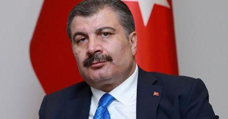 Sağlık Bakanı Koca: 'Aşı'da önemli bir başarıya imza attık