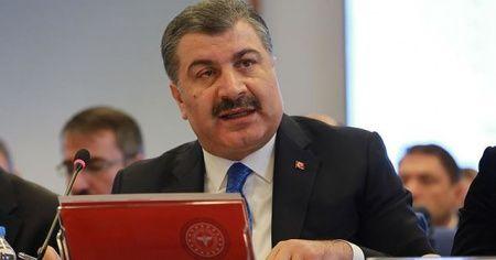 Sağlık Bakanı Koca: 'Şehir hastanelerinde hasta garantisi verildiği iddiaları gerçek dışıdır'