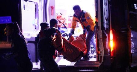 Sakarya'da feci kaza: 2 ölü, 2 yaralı