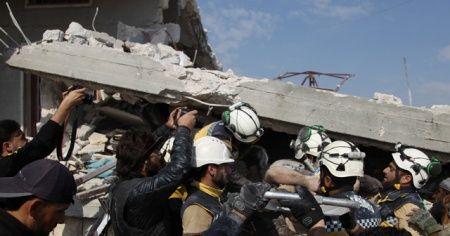 Suriye Anayasa Komitesi görüşmeleri devam ederken 56 sivil hayatını kaybetti
