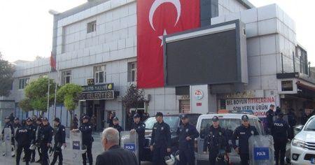 Suruç Belediye Başkanı Hatice Çevik terör soruşturması kapsamında gözaltına alındı