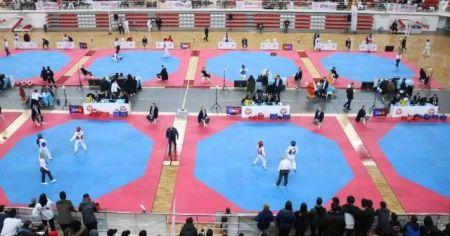 Taekwondo Türkiye Şampiyonası Sivas'ta başladı