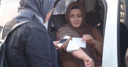 Taksim Meydanı'nda köpek saldırısı! Kanlar içerisinde kaldı